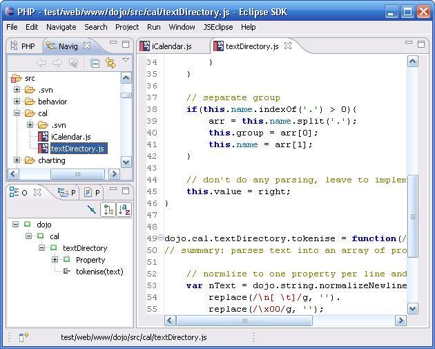 Eclipse предлагает функционал автоматического обновления (включая обновлени